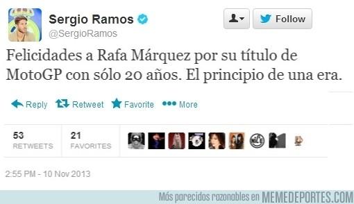 207055 - Sergio Ramos, un claro ejemplo de cómo cagarla [Ya borrado]