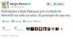 Enlace a Sergio Ramos, un claro ejemplo de cómo cagarla [Ya borrado]