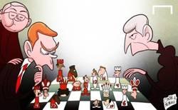 Enlace a Así ha sido el Moyes vs Wenger