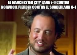 Enlace a ¿A qué estás jugando, Manchester City?