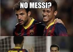 Enlace a No Messi? No Problem