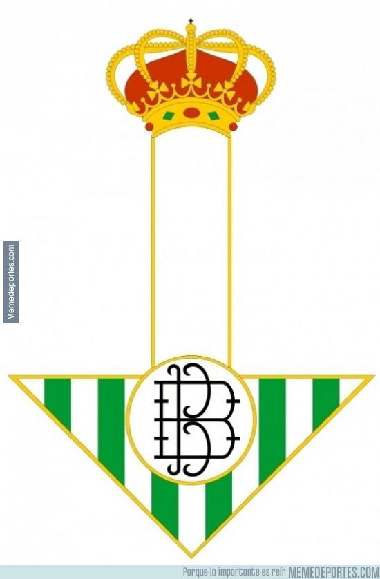 207722 - El nuevo escudo del Betis