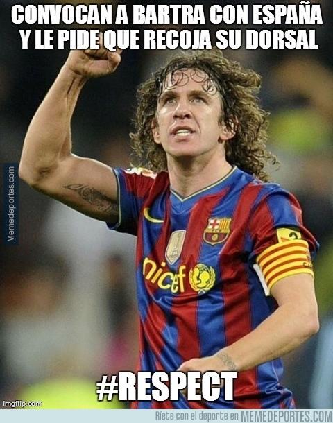 207915 - Puyol buen futbolista, mejor persona