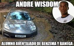 Enlace a Andre Wisdom