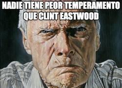 Enlace a Nadie tiene peor temperamento que Clint Eastwood