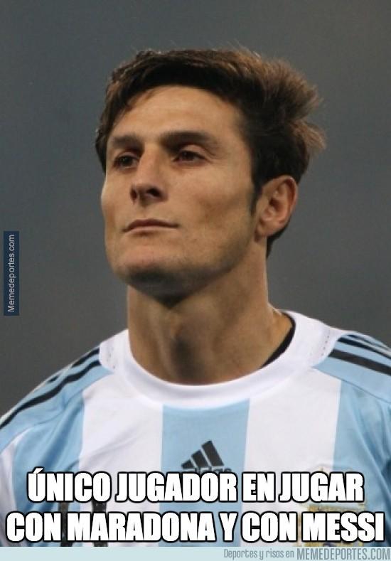 208652 - Un argentino privilegiado