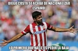Enlace a Diego Costa ya es un español 100%