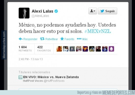 209308 - Mensaje de Lalas (ex jugador USA) a México, ¡a espabilar!