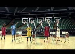 Enlace a VÍDEO: Jingle Hoops by NBA, ¡muy grande!