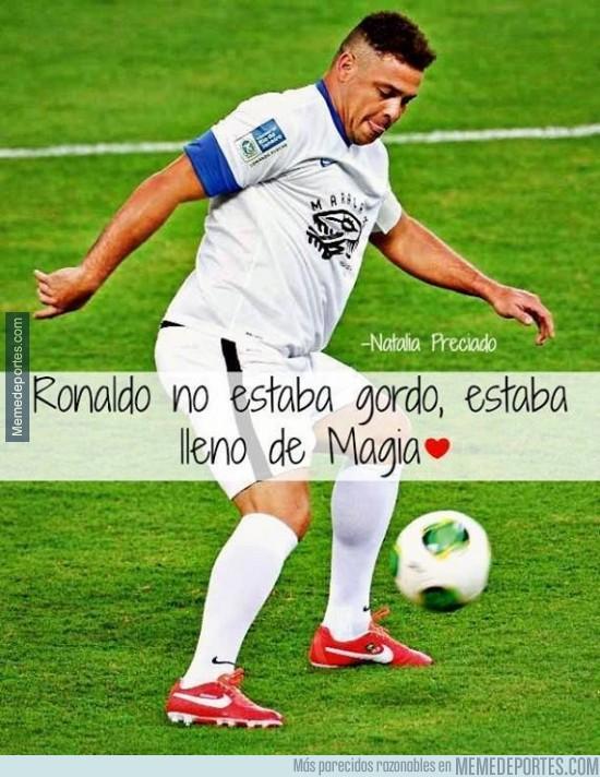 210112 - Ronaldo Nazario no estaba gordo
