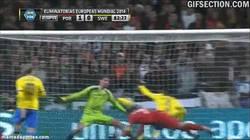 Enlace a GIF: Otra perspectiva del gol en plancha de Cristiano