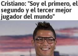 Enlace a Cristiano Ronaldo ya era prepotente en 2008, antes que Ribery
