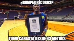 Enlace a ¿Romper récords?