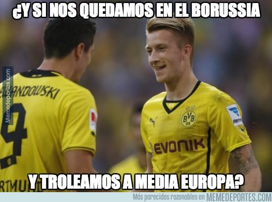 211474 - ¿Y si nos quedamos en Borussia y troleamos a media Europa?