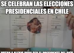 Enlace a Se celebran las elecciones presidenciales en Chile