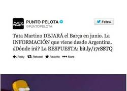 Enlace a Punto Pelota, go home