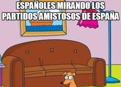 Enlace a Las pachangas amistosas de España son infumables