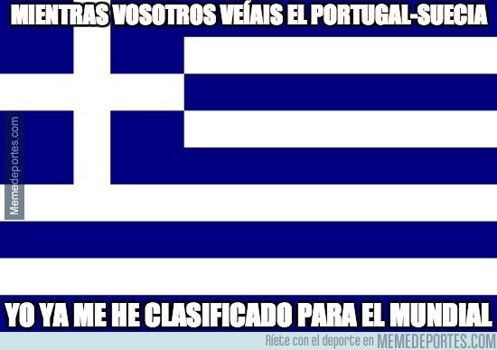 212212 - ¡Eh! Que Grecia también va al mundial