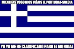 Enlace a ¡Eh! Que Grecia también va al mundial