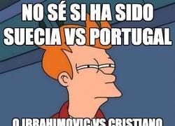 Enlace a Zlatan vs Cristiano