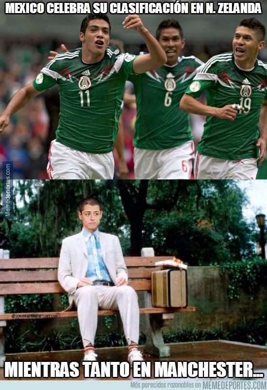 212658 - México celebra su clasificación en Nueva Zelanda
