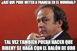 Enlace a Temblad todos, Platini tiene otro plan maléfico