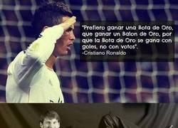 Enlace a Messi con los mismos gustos que CR7