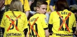 Enlace a Recibimiento de la afición del Borussia a Mario Götze