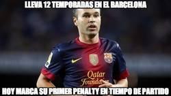 Enlace a Lleva 12 temporadas en el Barça