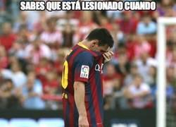 Enlace a Sabes que algo está pasando en can Barça cuando...