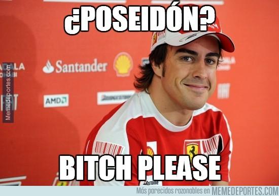 214325 - Gran trabajo de Fernando Alonso en lluvia, tercero con su chatarra