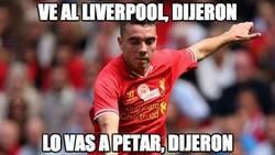 Enlace a Ve al Liverpool, dijeron