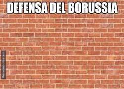 Enlace a Así acabó la defensa del Borussia