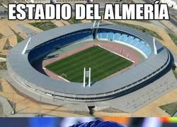 Enlace a Estadio del Almería, el más gafe de la liga