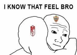 Enlace a 4 goles para el Granada y 5 para el Almería