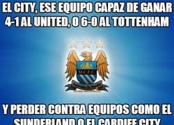 Enlace a El Manchester City es un destroza-apuestas