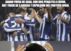 Enlace a El Espanyol se ha salido contra el Rayo