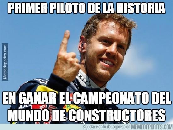 215171 - Él solo ha ganado el Mundial de constructores