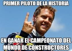 Enlace a Él solo ha ganado el Mundial de constructores