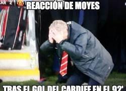 Enlace a La reacción de Moyes