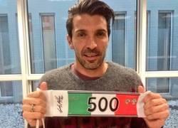 Enlace a 500 partidos en Serie A