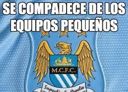 Enlace a Manchester City, el Robin Hood de la Premier