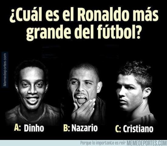 215667 - ¿Cuál es el Ronaldo más grande?