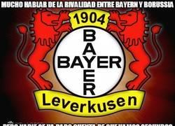 Enlace a Mucho hablar de la rivalidad entre Bayern y Borussia