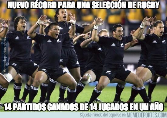 215861 - Nuevo récord para una selección de rugby