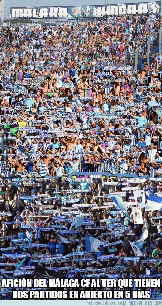 215974 - Los del Málaga están de enhorabuena