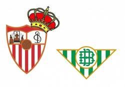 Enlace a Los escudos actualizados del Sevilla y del Betis después del derbi