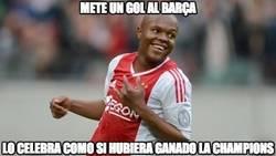 Enlace a Mete un gol al Barça
