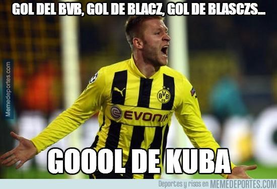 216417 - Gol del BvB, gol de Blacz, gol de Blasczs...