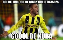 Enlace a Gol del BvB, gol de Blacz, gol de Blasczs...